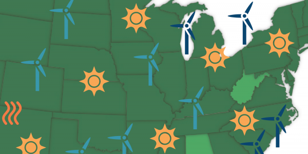 Report: 47 States Could Meet 100% of Electricity Needs Using In-State Renewables