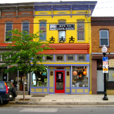 Colorful Storefronts - Baltimore