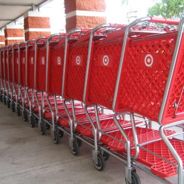 Target Store Carts