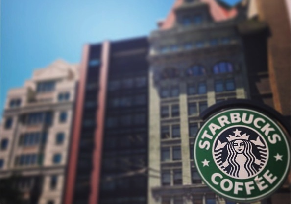 Photo: San Francisco Starbucks