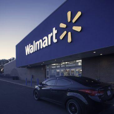 Photo: Walmart store