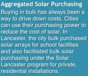 Aggregated Solar Purchasing ILSR RR
