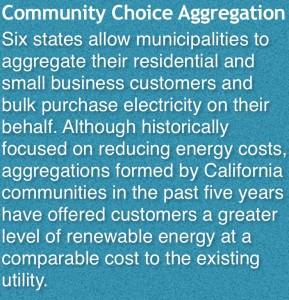 Community Choice Aggregation ILSR RR