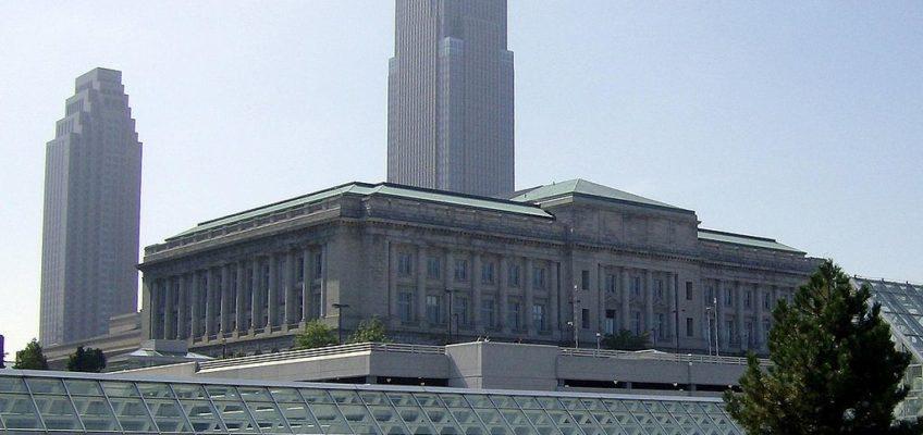 Photo: Cleveland City Hall.