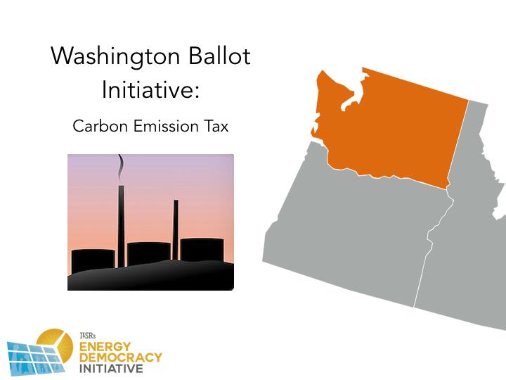 Ballot Initiatives Map