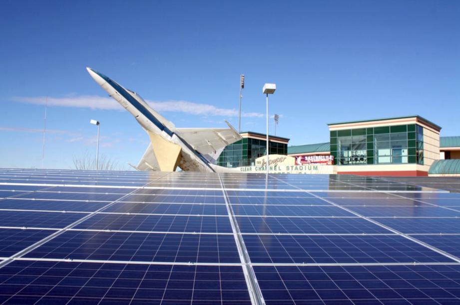 Lancaster Solar Array