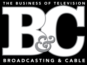 broadcasting and cable logo