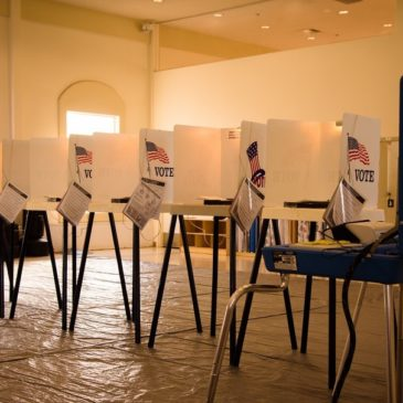 Voting Booths via Flickr CC StephenVelasco