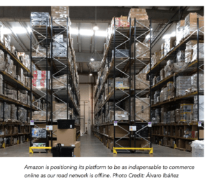Amazon platform commerce