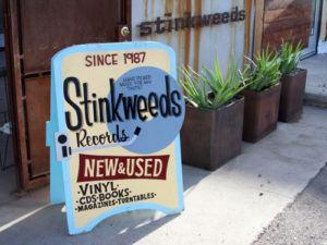 Photo of Stinkweeds record store