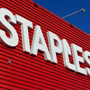 Staples merger